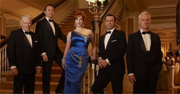 Mad Men Season 6 Promo Pic