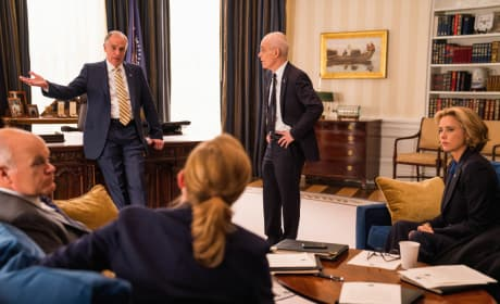 Dalton Holds a Meeting - Madam Secretary Season 5 Episode 13
