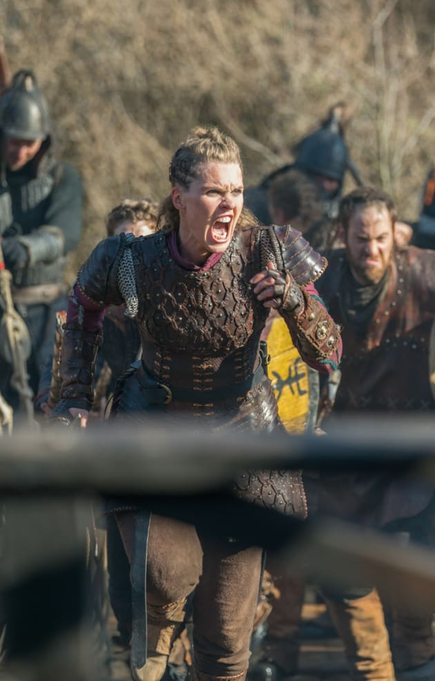 Vikings Season 6 Episode 10 Review The Best Laid Plans Tv Fanatic