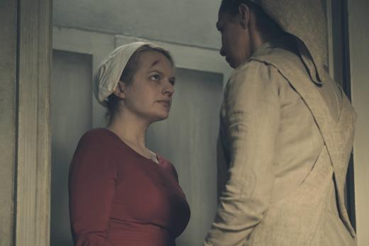 A Confrontation - The Handmaid's Tale Season 1 Episode 10