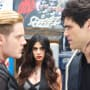 Face off - Shadowhunters Season 1 Episode 5