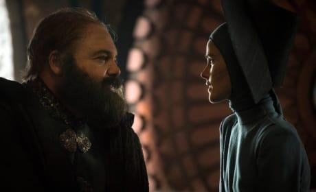 Ana Knows the Truth - Emerald City Season 1 Episode 5