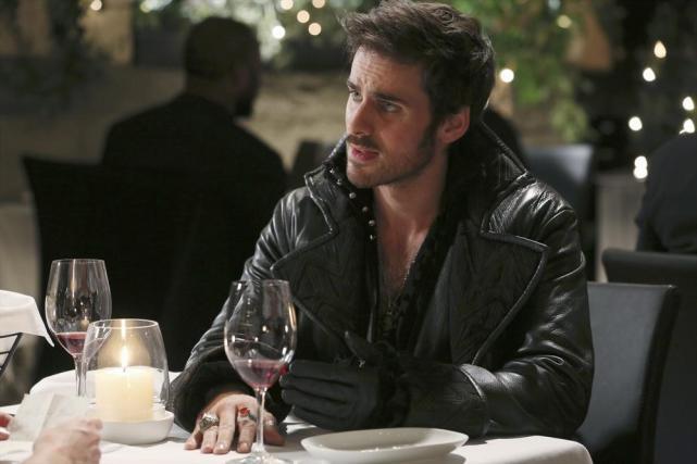 Colin O'Donoghue (Captain Hook)