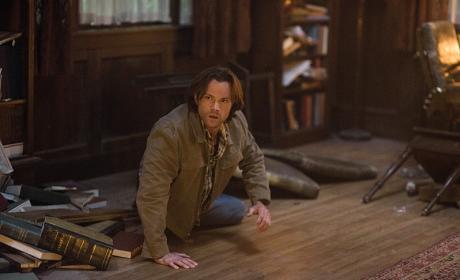 Tossed around - Supernatural Season 12 Episode 6
