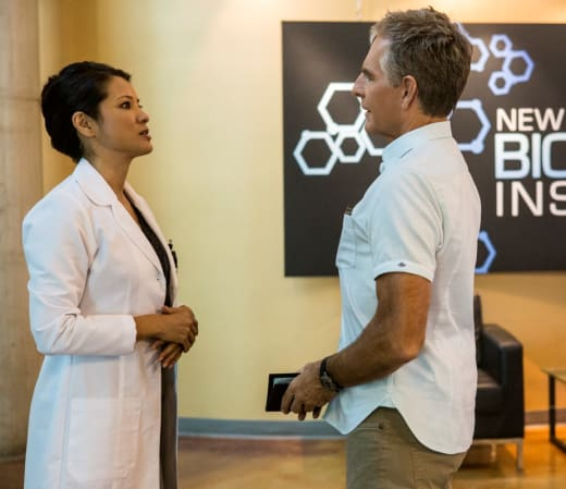 Ncis new orleans season 4 episode 7 review the accident for Things not to miss in new orleans