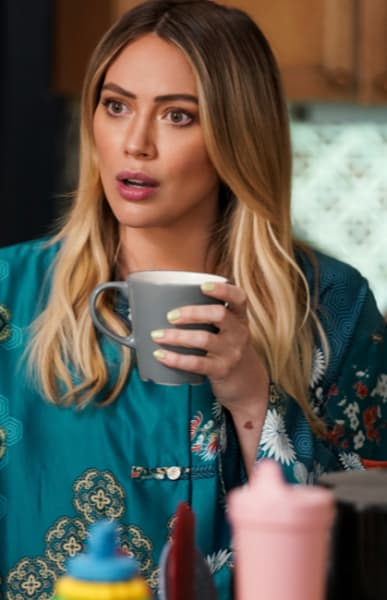 Kelsey and her coffee - Younger Season 7 Episode 5