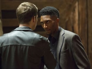 Finn Is Angry - The Originals Season 2 Episode 11