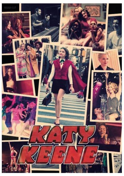 Katie Keene Poster - ish