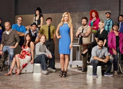 Watch Face Off Season 7 Episode 11 Online