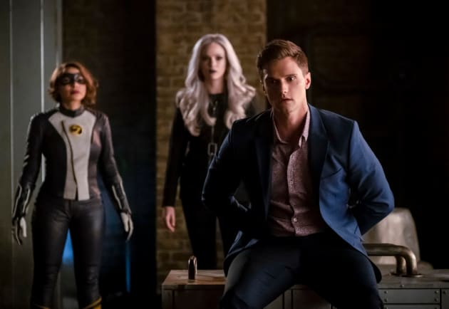 Helpless XS, Killer Frost and Ralph - The Flash Season 5 Episode 14