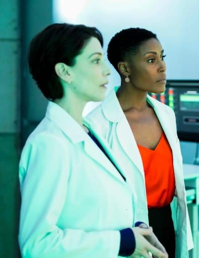 A.S.A. Research - Black Lightning Season 2 Episode 11