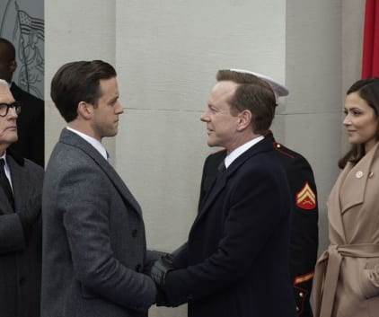 A Traitor In the White House - Designated Survivor