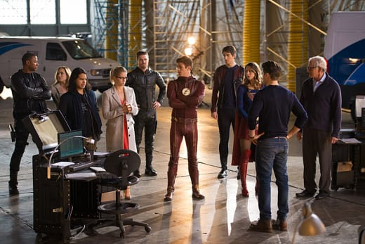 Plans - DC's Legends of Tomorrow Season 2 Episode 7