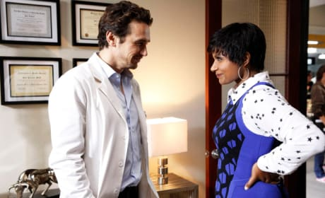 James Franco as Dr. Paul Leotard