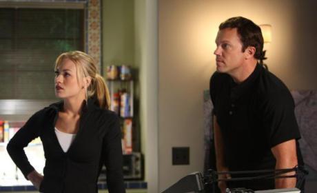 Sarah and Casey