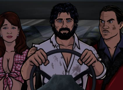 Watch Archer Season 5 Episode 12 Online