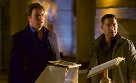 Some Time in Church - Castle Season 8 Episode 4