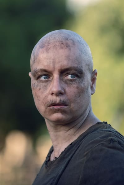 The Talking Dead - The Walking Dead Season 9 Episode 11