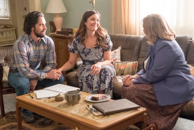 First Meeting - This Is Us Season 2 Episode 7