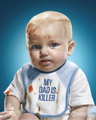 Dexter Season Four Poster