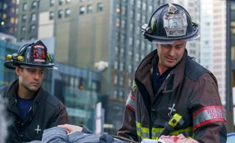 Severide In The Field - Chicago Fire Season 5 Episode 8