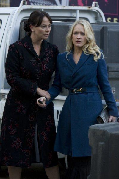 Clarice and Amanda