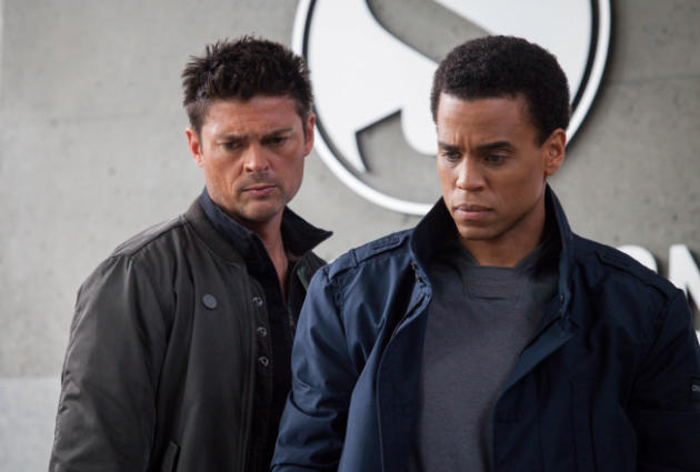 Kennex and Dorian