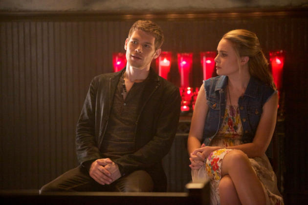 Klaus and Cami