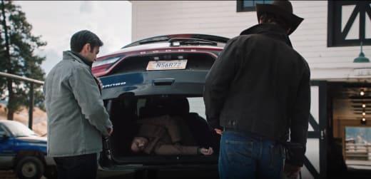A Horrible Crime - Yellowstone Season 2 Episode 6