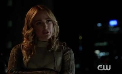The CW Trailers: Legends of Tomorrow, Containment and Crazy Ex-Girflriend