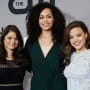 Charmed Lead Cast during The CW Upfronts