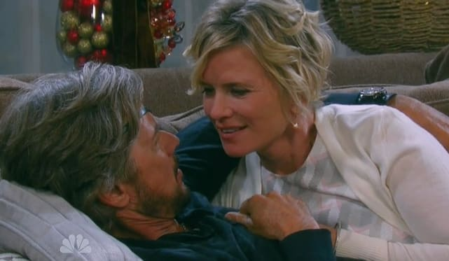 Steve and Kayla Make Love For the First Time