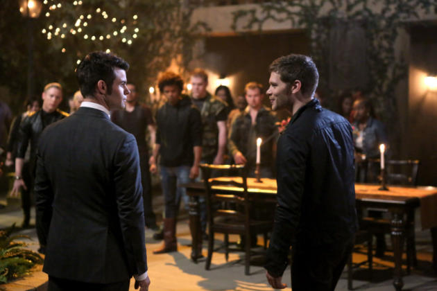 Elijah and Klaus vs. The World
