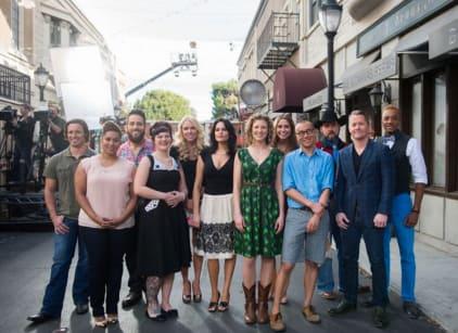 Watch Food Network Star Season 10 Episode 1 Online