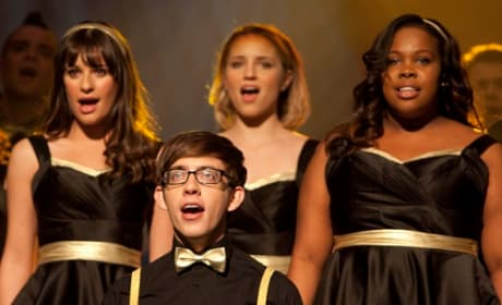 Glee at Regionals