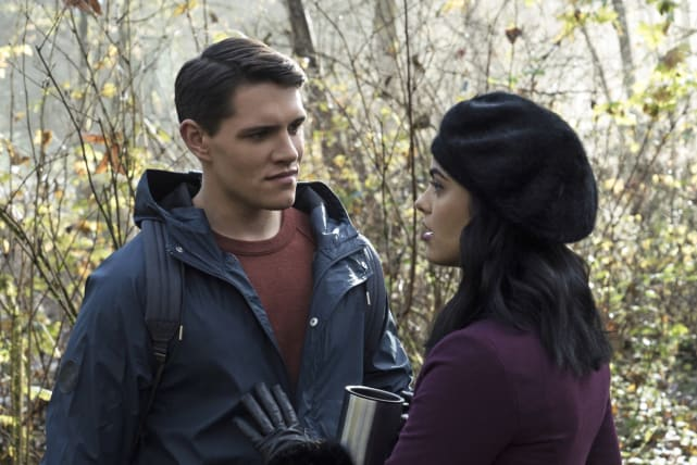 Style In The Search - Riverdale Season 1 Episode 7