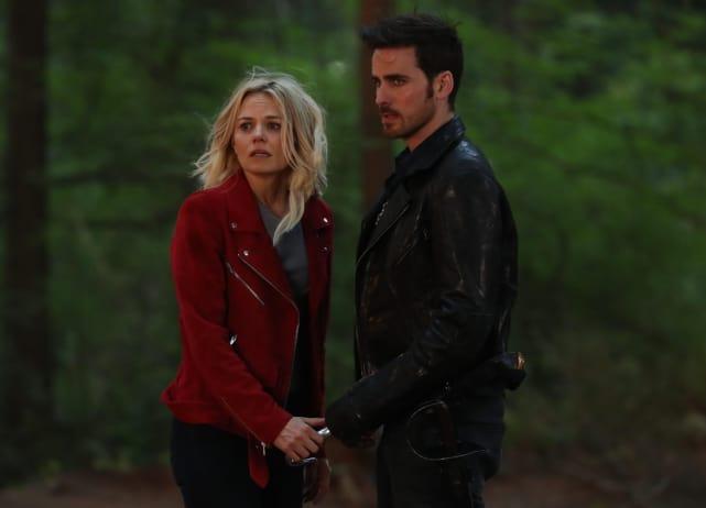 A Villain Arrives - Once Upon a Time Season 7 Episode 2