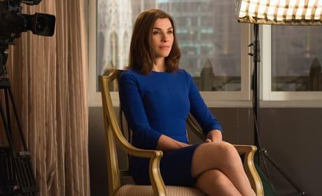 Alicia in the Spotlight - The Good Wife Season 6 Episode 18