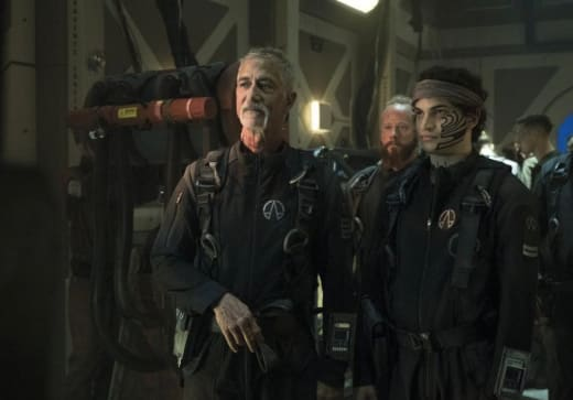 A Mysterious New Presence - The Expanse
