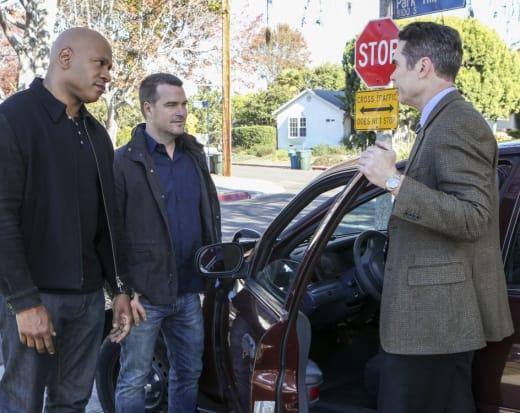 Under Suspicion - NCIS: Los Angeles Season 8 Episode 13