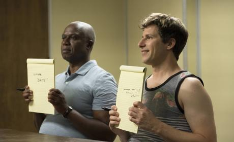 The Other Side of the Table - Brooklyn Nine-Nine