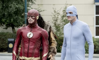 The Flash Season 4 Episode 6 Review: When Harry Met Harry