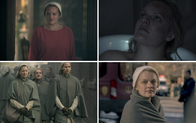 A forced smile the handmaids tale s3e2