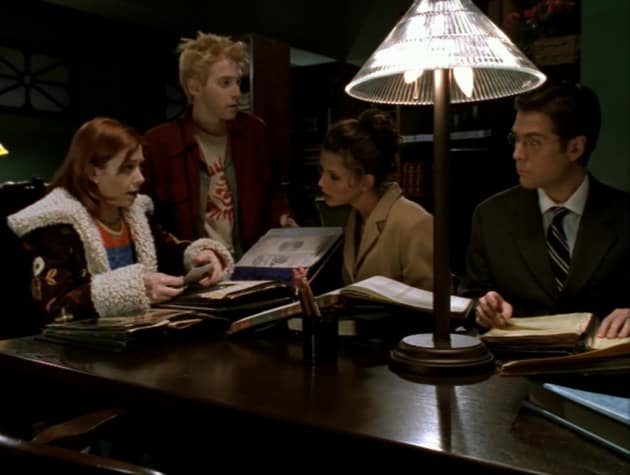 Photo From The Past - Buffy the Vampire Slayer Season 3 Episode 17