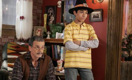 Ignacio and Justin