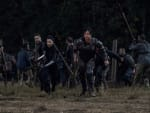 The Fight - The Walking Dead