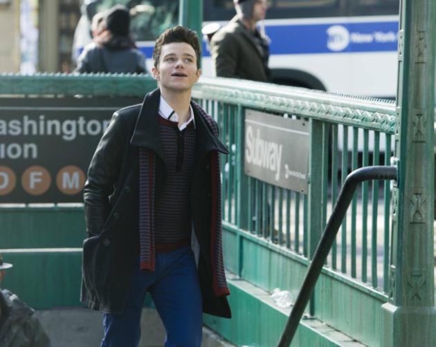 Kurt in The Big Apple
