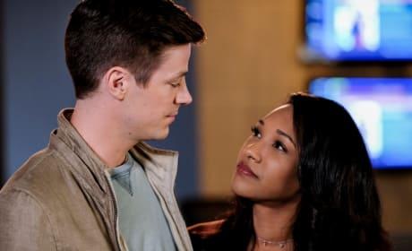 West Allen Being Cute- The Flash Season 5 Episode 3
