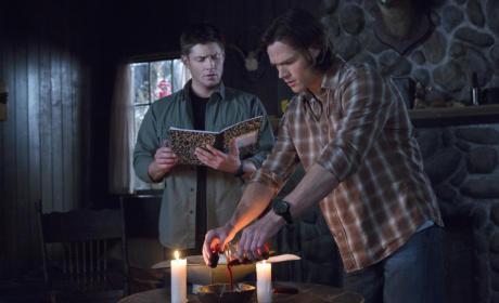 Supernatural Finale Photo
