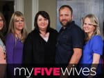 My Five Wives Cast Image